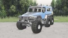 Trekol VEGA blue окраƈ for Spin Tires