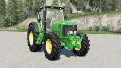 John Deere 6020-serieꞩ for Farming Simulator 2017