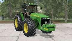 John Deere 85೩0 for Farming Simulator 2015