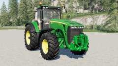 John Deere 8030-serieᵴ for Farming Simulator 2017
