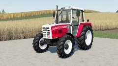 Steyr 8080A & 8090A Turbꝺ for Farming Simulator 2017