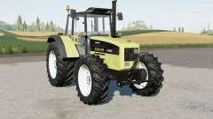 Hurlimann H-6165 Master v1.1 for Farming Simulator 2017