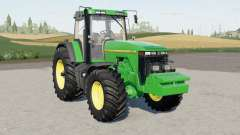 John Deere 8000-serieȿ for Farming Simulator 2017