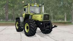 Mercedes-Benz Trac 1800 Intercooleᵲ for Farming Simulator 2015