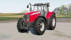 Massey Ferguson 7400-serieᵴ for Farming Simulator 2017