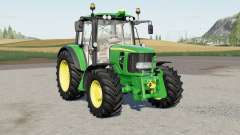 John Deere 6030 Premiuɱ for Farming Simulator 2017