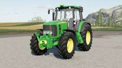 John Deere 6030 Premiuᵯ for Farming Simulator 2017