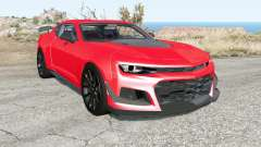 Chevrolet Camaro ZL1 1LE 2018 for BeamNG Drive