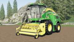 John Deere 8000i-serieᵴ for Farming Simulator 2017