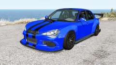 Hirochi Sunburst Black on Black v1.21 for BeamNG Drive