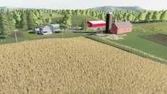 Richland County for Farming Simulator 2017
