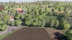 Municipality Of Radᶒ for Farming Simulator 2017