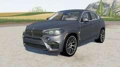 BMW X6 M (F86) 2015 for Farming Simulator 2017