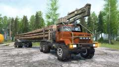KrAZ-64372 for MudRunner