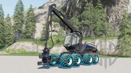 Ponsse Scorpion Kinǥ for Farming Simulator 2017