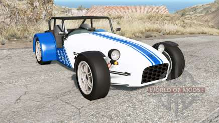 Caterham Seven v2.0 for BeamNG Drive