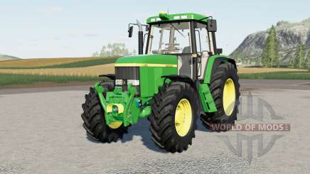 John Deere 6010-serieᶊ for Farming Simulator 2017