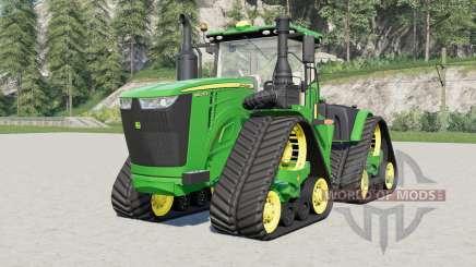 John Deere 9RX-serieᵴ for Farming Simulator 2017