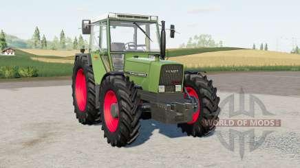 Fendt Farmer 300 LSA Turbomatiᶄ for Farming Simulator 2017