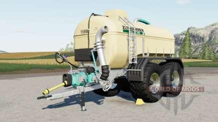 Zunhammer SKE 15.5 PɄ for Farming Simulator 2017