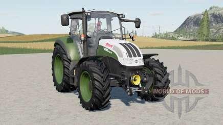 Steyr 4000 Multᶖ for Farming Simulator 2017
