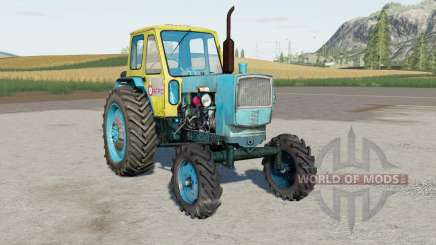 UMZ-6Ԉ for Farming Simulator 2017