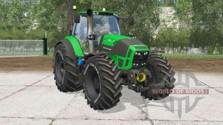 Deutz-Fahr 7250 TTV Agrotrøn for Farming Simulator 2015