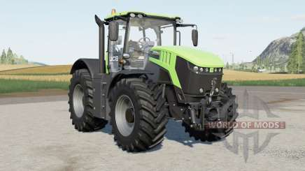 JCB Fastrac ৪000 for Farming Simulator 2017