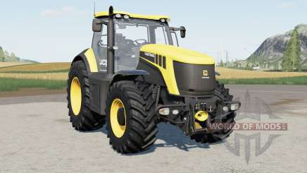 JCB Fastrac 8000 v1.2 for Farming Simulator 2017