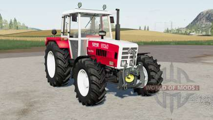 Steyr 8130A Turbƍ for Farming Simulator 2017