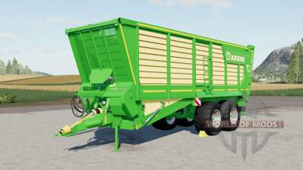 Krone TX 460 Ɗ for Farming Simulator 2017
