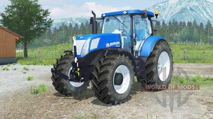 New Holland T7.2Ձ0 for Farming Simulator 2013