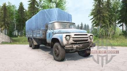 ZIL-133G1 for MudRunner