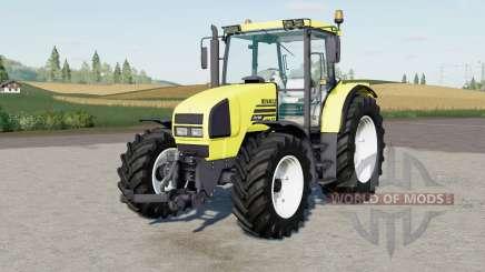 Renault Ares 600 RƵ for Farming Simulator 2017