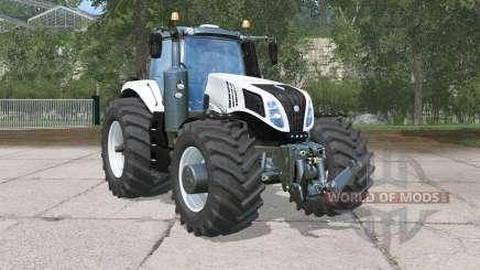 New Holland Ꚑ8.320 for Farming Simulator 2015