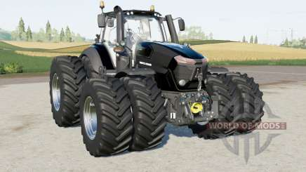 Deutz-Fahr 9 series TTV Agrotroɲ for Farming Simulator 2017