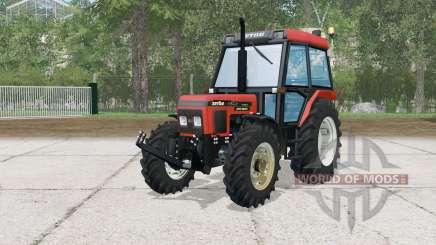 Zetor 7340 Turbꝍ for Farming Simulator 2015