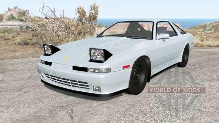 Toyota Supra Turbo (MA70) 1990 for BeamNG Drive