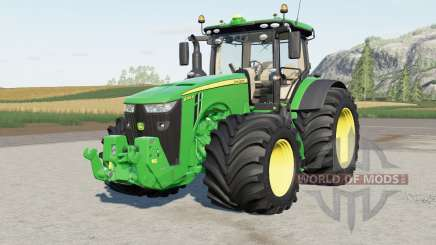 John Deere 8R-seriꬴs for Farming Simulator 2017