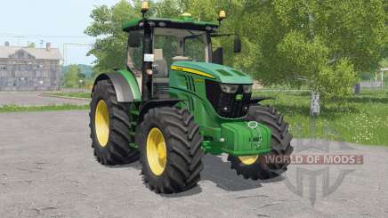 John Deere 6R-serieꚃ for Farming Simulator 2017