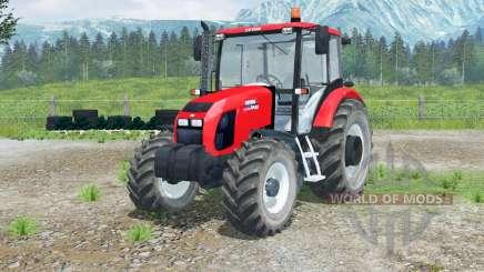 Zetor Proxima 84Ꝝ1 for Farming Simulator 2013