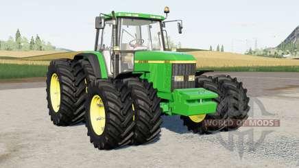 John Deere 6010-serieꞩ for Farming Simulator 2017