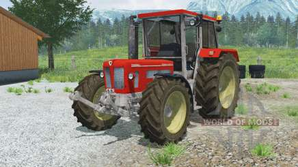Schluter Compact 1150 TV6 for Farming Simulator 2013