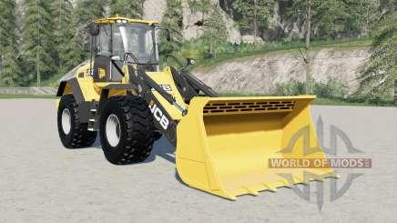 JCB 435 S mining wheels for Farming Simulator 2017
