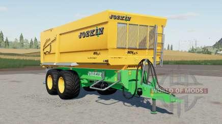 Joskin Trans-Space 7000-Ձ7 for Farming Simulator 2017