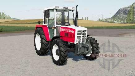 Steyr 8080A & 8090A Turbø for Farming Simulator 2017