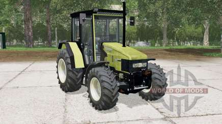 Hurlimann XT-908 for Farming Simulator 2015
