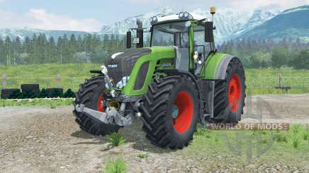 Fendt 936 Variѻ for Farming Simulator 2013