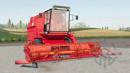Bizon Gigant Z08ვ for Farming Simulator 2017