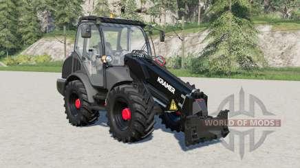Kramer KL30.8T Black Edition for Farming Simulator 2017